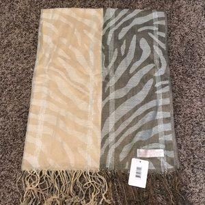 New 🦓 scarf
